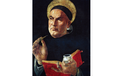 Prayer of St. Thomas Aquinas